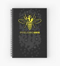 PhilosoBee Logo Spiral Notebook