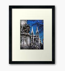 Saint Vincent Marseille Framed Print