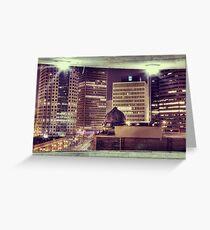 Winnipeg Greeting Card