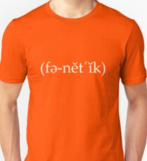 Phonetic Unisex T-Shirt