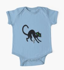 Peep show (s) off retro kitty cat! Kids Clothes