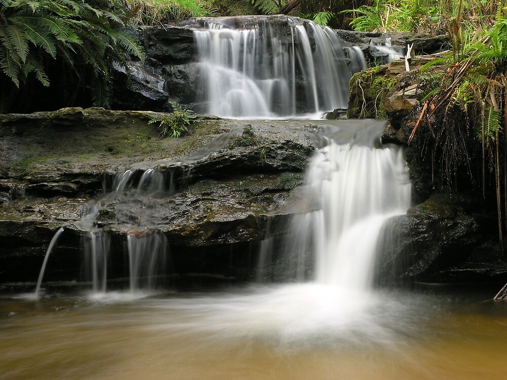 my waterfall by peter  jackson