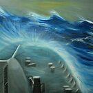 Troubled Waters by Kostas Koutsoukanidis