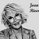 Joan Rivers by Margaret Sanderson