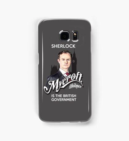 Mycroft Samsung Galaxy Case/Skin