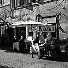 Old dear rustic Pizzeria... by Mauro Scacco