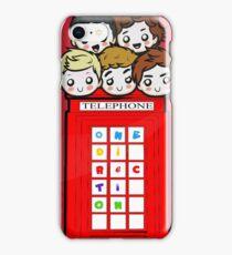 Red Telephone Box Iphone Case iPhone Case/Skin