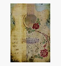 Remembering Janis Photographic Print