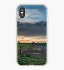 Midlands Sunset iPhone Case