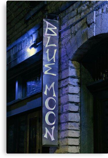 Blue Moon Saloon by SuddenJim