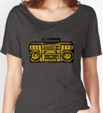 Tape recorder Women's Relaxed Fit T-Shirt