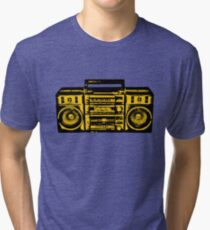 Tape recorder Tri-blend T-Shirt