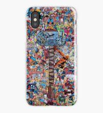 Thor Superhero Comic Iphone Case iPhone Case
