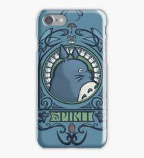 Totoro Spirit Nouveau Iphone Case iPhone Case/Skin