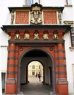 The Swiss Gate - Schweizertor by Lee d'Entremont