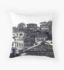 Safranbolu houses! Throw Pillow