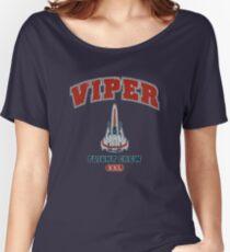 Viper Flight Crew - Dark Women's Relaxed Fit T-Shirt