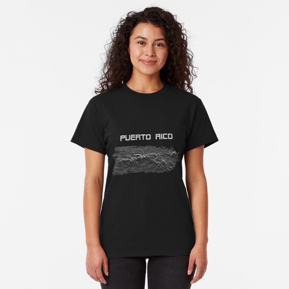 Unknown Elevations - Puerto Rico Classic T-Shirt
