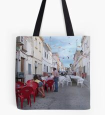 Our yearly street party.  2. Tote Bag