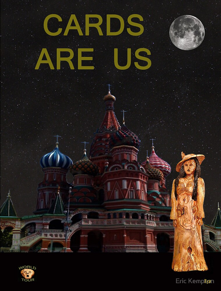 Russian Fashion by Eric Kempson