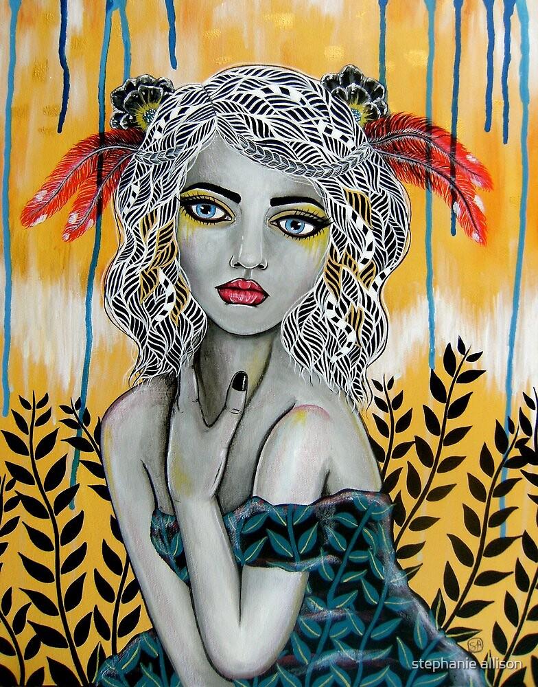 Korina by stephanie allison