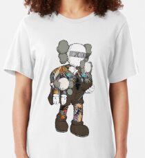 Kaws Vintage Slim Fit T-Shirt