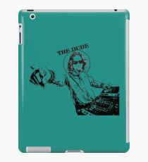 Big Lebowsky DeeJay iPad Case/Skin
