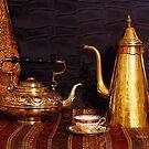 Tea or Coffee by Gilberte
