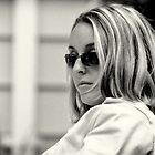 Lady in Dark Glasses by montserrat