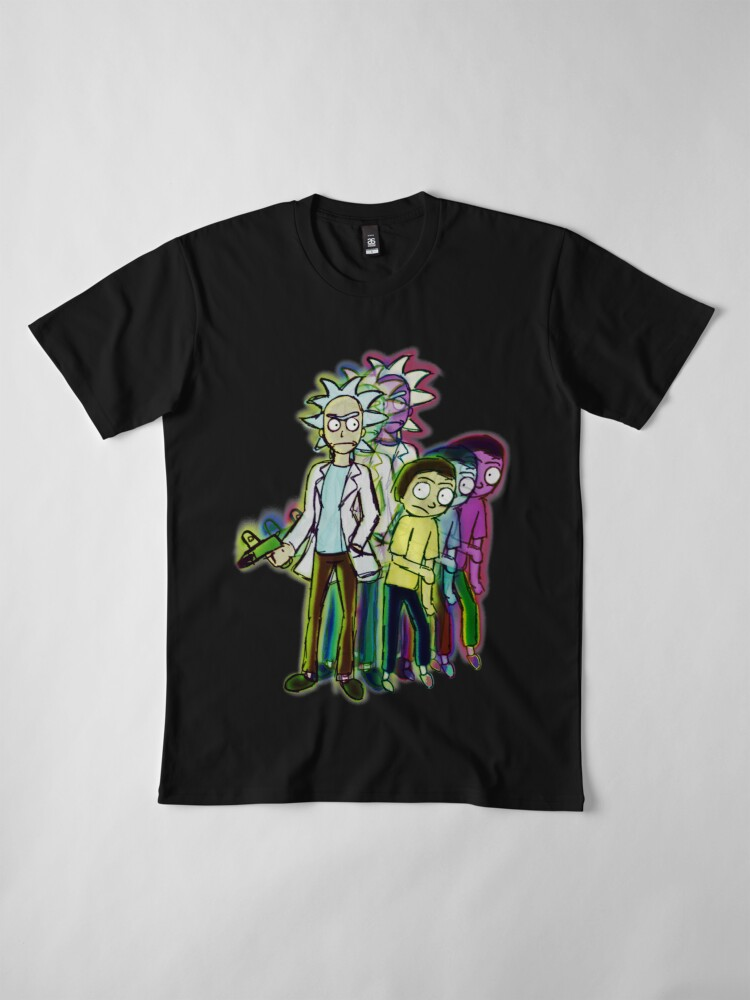 Alternate view of Let's Trip Premium T-Shirt