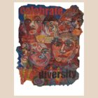 Celebrate Diversity Tee by Sally Sargent