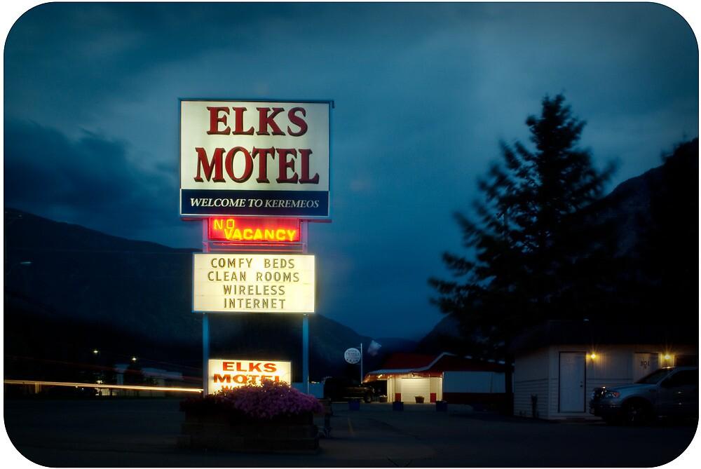 Elks Motel by Syx Langemann