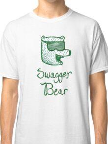 Swagger Bear t-shirt Classic T-Shirt