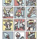 The Fishstrangler by Ellis Nadler