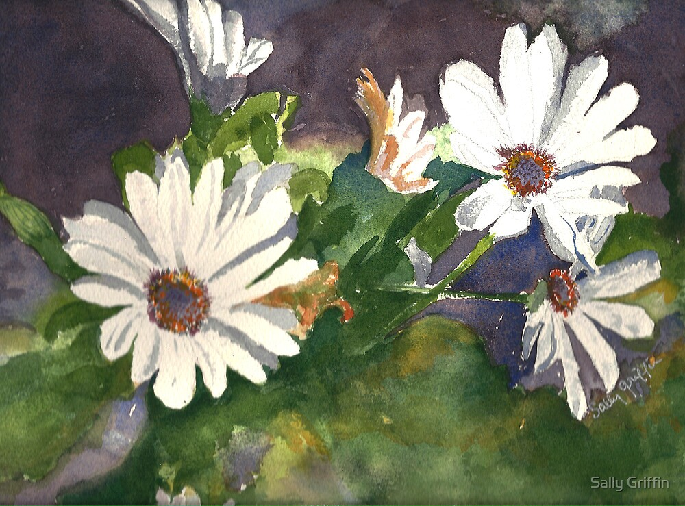 he loves me, he love me not...He Loves Me by Sally Griffin
