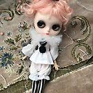 Pierrot Custom Blythe  by jennylovesbenny