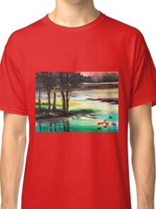 Flow of time Classic T-Shirt