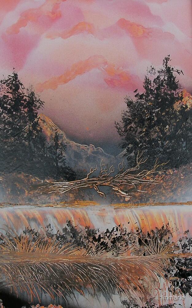 Cedar Falls by linmarie