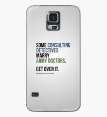 Some Consulting Detectives... Case/Skin for Samsung Galaxy
