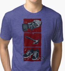 Everything You Need To Get By Tri-blend T-Shirt