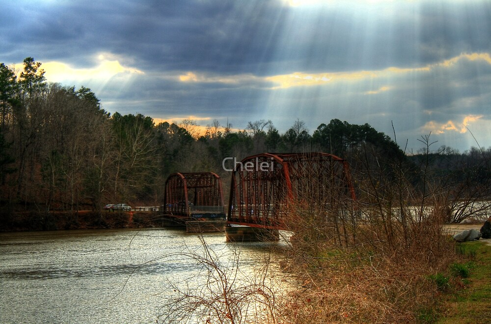 Bridge to Nowhere by Chelei