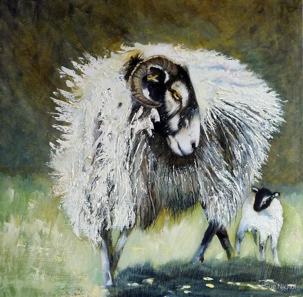 New Life by Sue Nichol