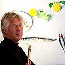 Alan Hydes Artist by Philip  Rogan