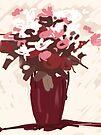 Flowers by Nigel Silcock