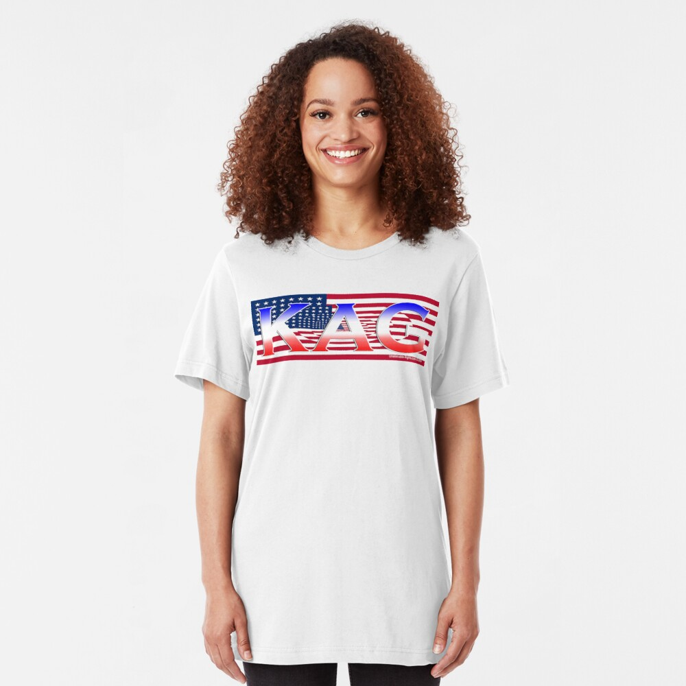 KAG Slim Fit T-Shirt