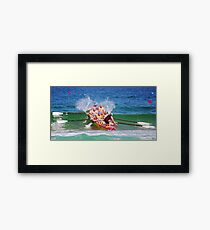 2011 Vics, Lakes Entrance (22) Framed Print