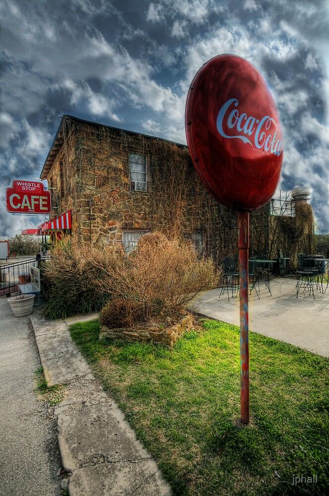 Whistle Stop Cafe 4 - Decatur , Texas by jphall