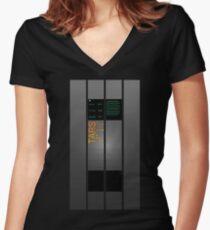 TARS Women's Fitted V-Neck T-Shirt