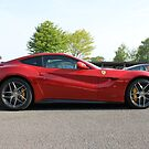 Ferrari F12 by Tom Gregory