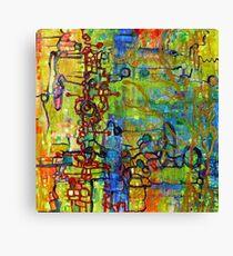 Urban Ecology Canvas Print